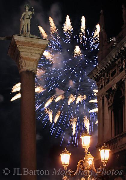 Redentore Fireworks #3