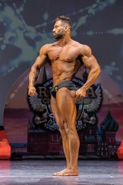 1st Place 16 Mikhail Maslov