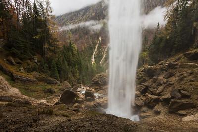 2013-10-Pericnik Waterfall