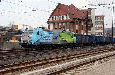 DB Class 185