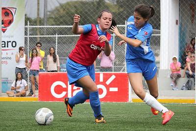 Copa Claro Intercolegial Femenino 2015