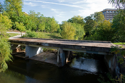 Shoal Creek Bridges