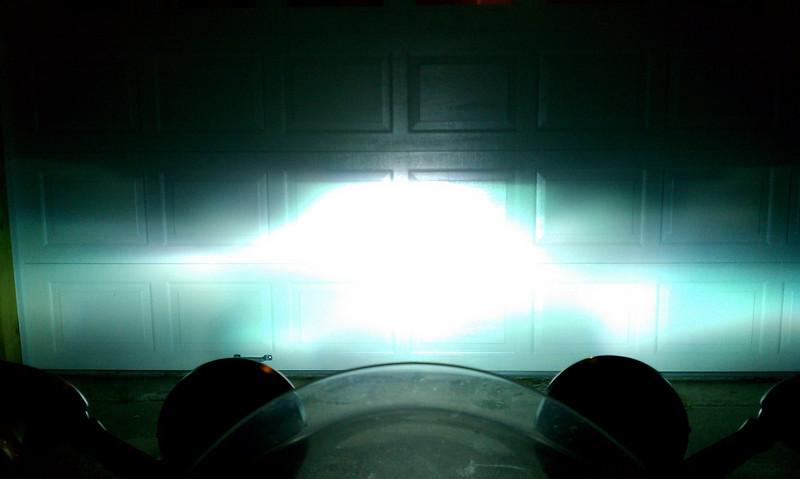 Low beam & fog lights