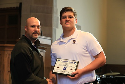 DS Fall Sports Awards 2018