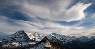 Berner Alpen XIV