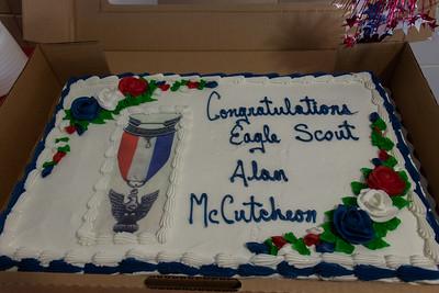 Alan McCutcheon's Eagle Ceremony