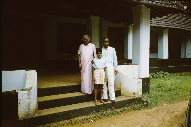 Thaddaeus family - Calicut India