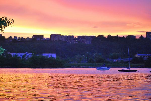 Sunsets NJ/NY