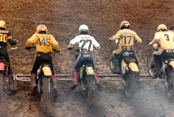 1980 Oakland Supercross