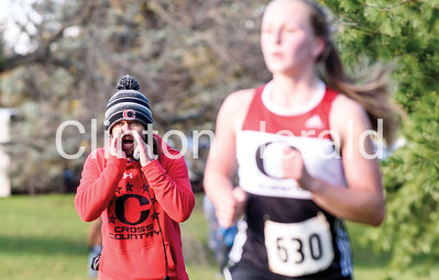 MAC conference cross country meet 10-11-18
