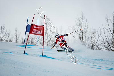 USSA March Ski Race
