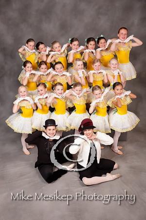 3:45 - Ballet 1 & 2