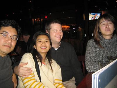 BJ's Drinks Dec 2005