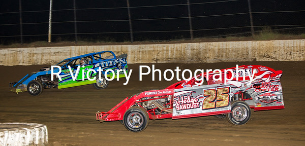 Jackson Motor Speedway - Driver's and Candids