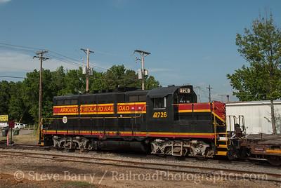 Arkansas Midland Jacksonville, Arkansas June 17, 2014