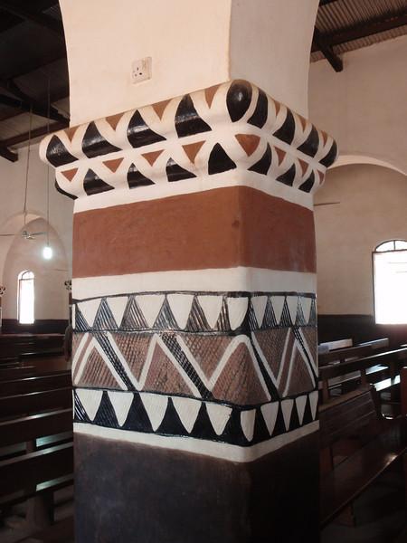 019_Navrongo. Church. Decorated in Traditional Kassena Style.jpg