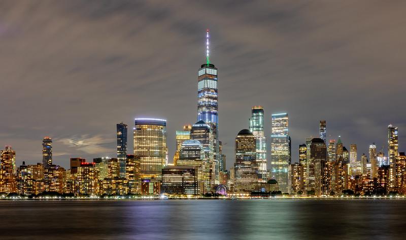 Twilight on the Hudson