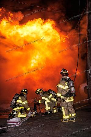 3 Alarm Commercial Building - 21 Elm St, West Haven, CT - 5/13/19