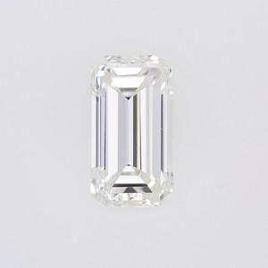 0.56 Emerald Cut I-VS1 GIA (Sr1097)