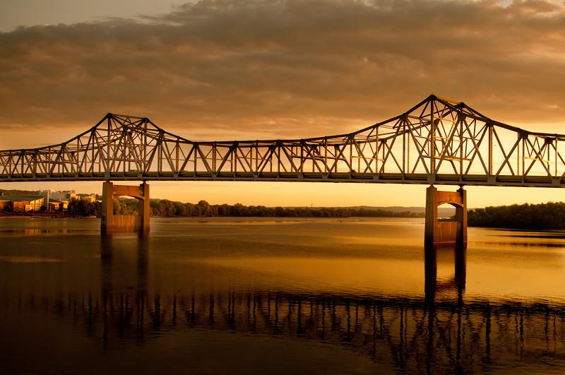 Peoria, IL Bridge #DSC_0022