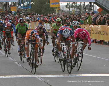 2007 Stage 7 - Racing the Circuits in Long Beach