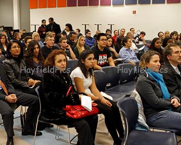 AP Scholars Reception 12/20/10