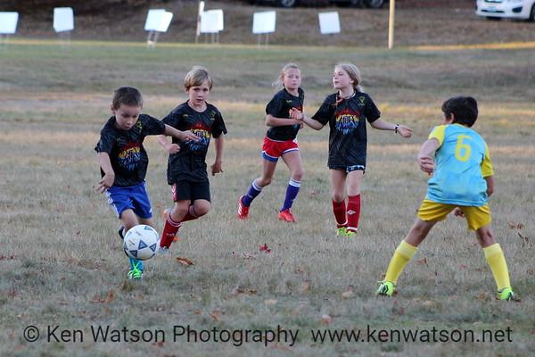 2020-10-01 Rec Soccer 3rd 4th Grade