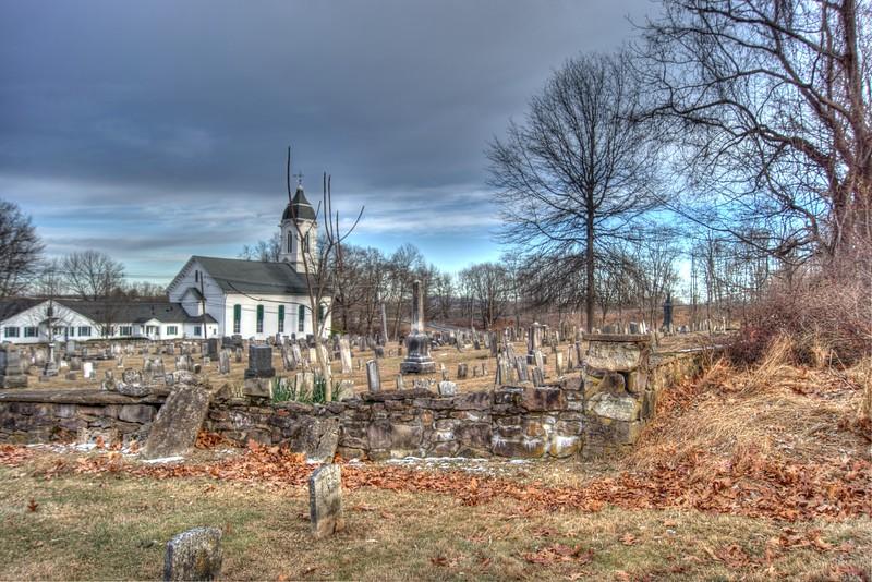 Sister cemeteries