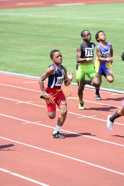 2017 AAU DistQual: 11 Boys 100m