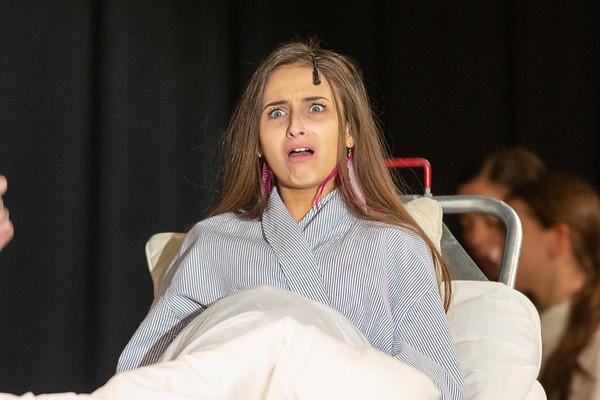Matilda-Rehearsal