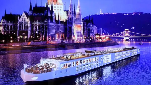 Danube River Cruise 2016