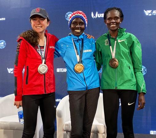 PostRace - 2020 U.S. Olympic Marathon Trials