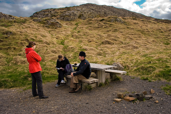 Helgafell, Stykkishólmur og Breiðarfjörður