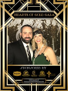 Hearts of Gold Booth 2