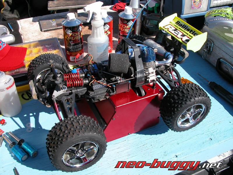 2005 Dirt Nitro Challenge - Hemet