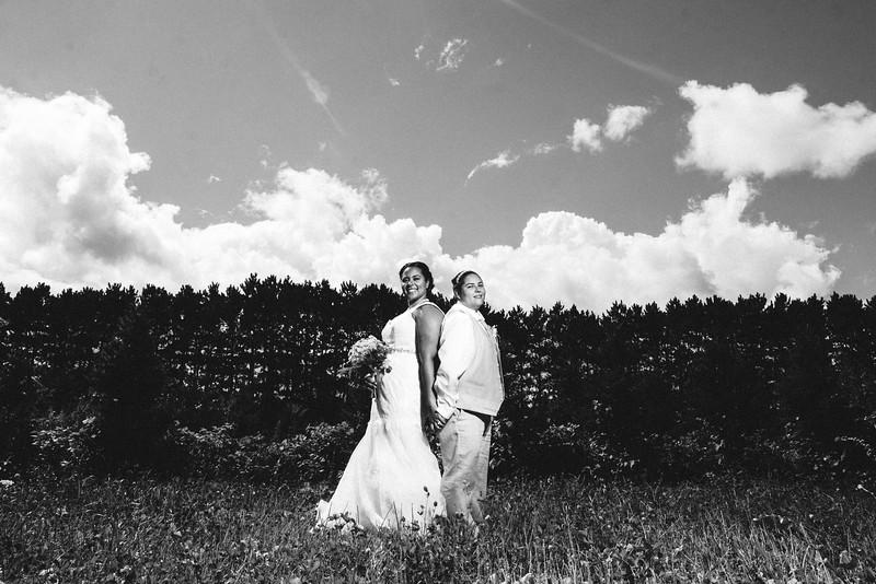 Bride and Bride Portraits