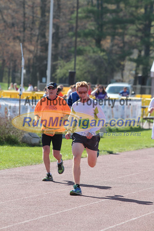 Marathon Finish Gallery 1 - 2014 TC Track Club Bayshore Marathon