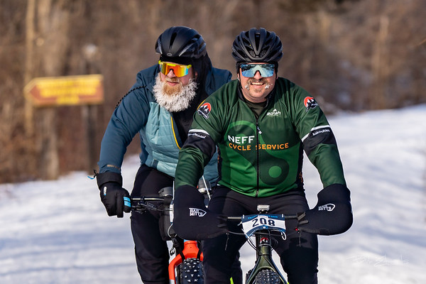 2021 Triple D Winter Bike Race