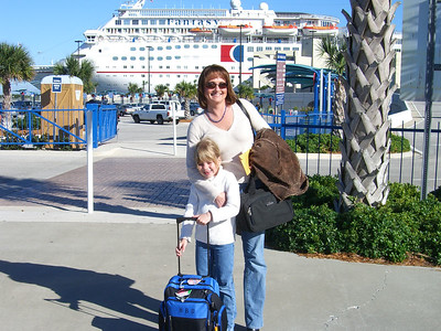 Carnival Cruise Freeport/Nassau
