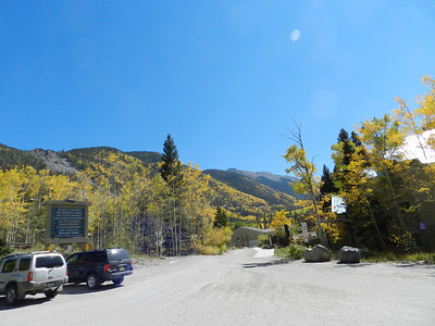 Taos Ski Valley Golden Colors Oct 4, 2012