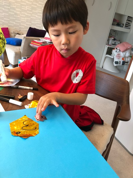 Wellness Challenge - Leo, Kindergarten