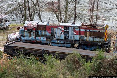 """Fugitive"" Train Wreck"