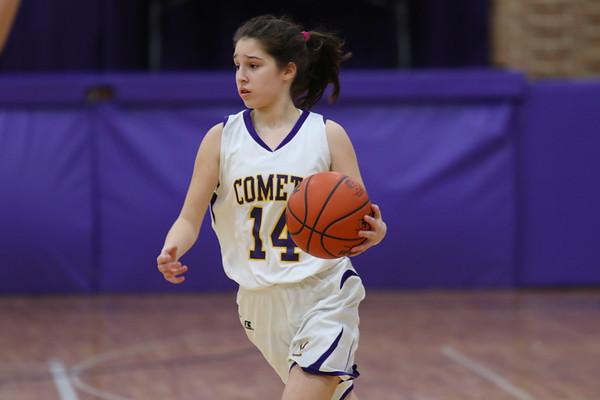 Basketball Girls Frosh vs Plainwell - KCHS 2/18/20