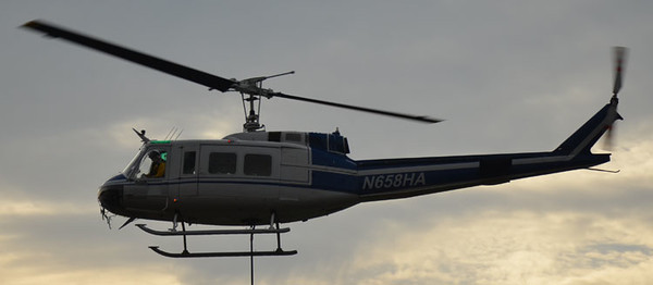 Helicopter Applicators inc.