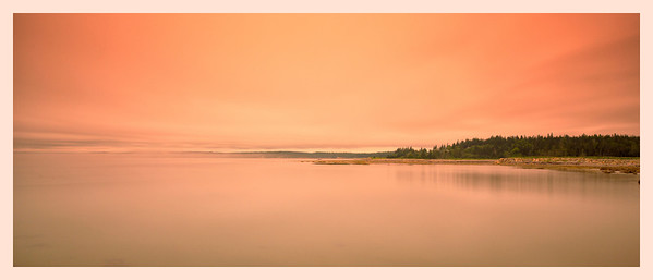 Nova Scotia - Southern Coast (July)