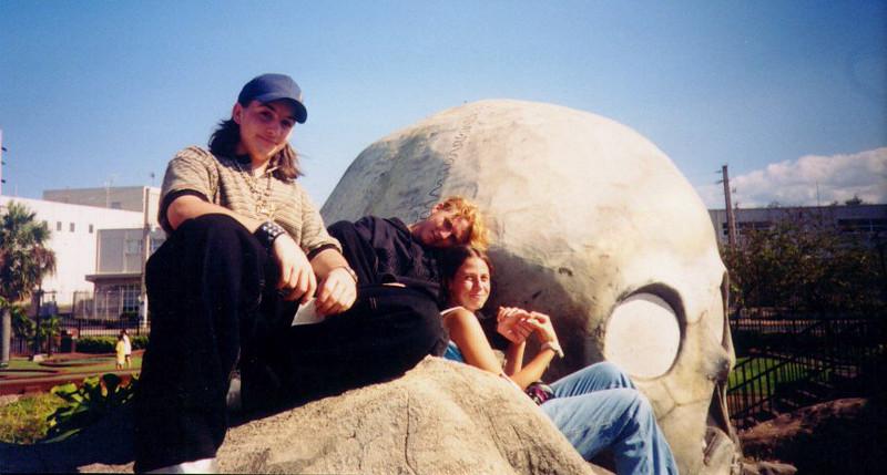 Dan, Rose & Bryan at Plaza Aquatica