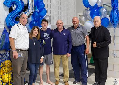 Water Polo Senior Day 2019