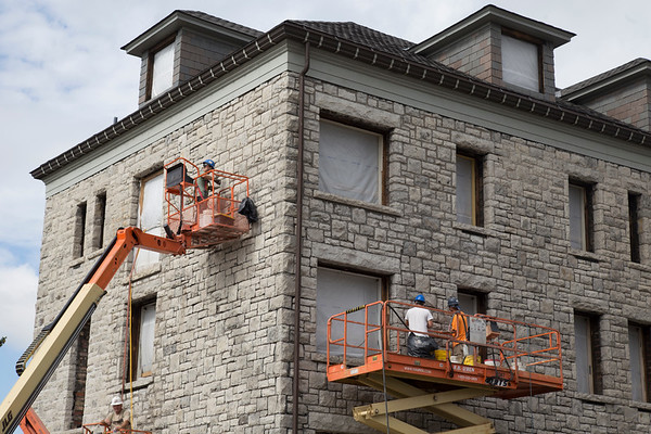 Townsend Hall Renovation