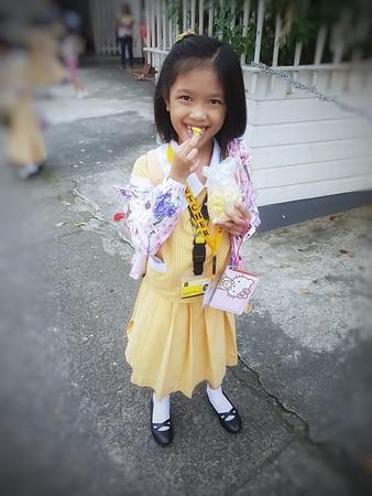 Cashie @ Grade 2