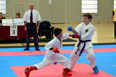 2013 QKA Summer Championships - Kumite